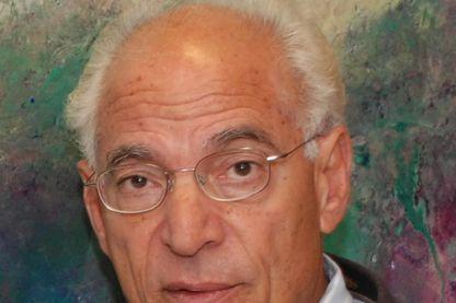 Farouk El-Baz, géologue de la Nasa.