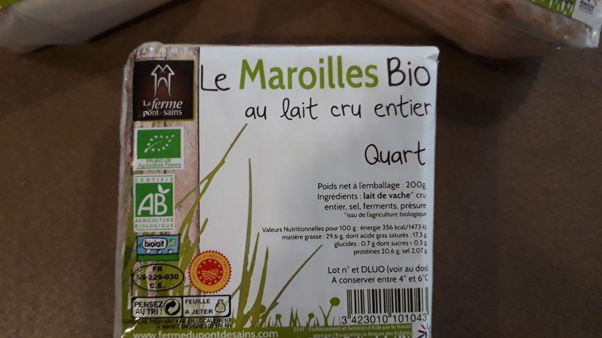 Le Maroilles Bio