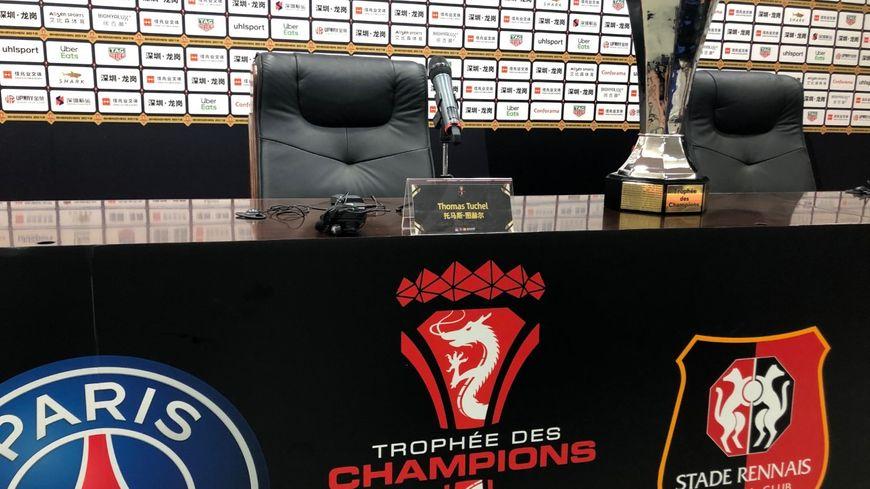 Le Stade Rennais peut remporter son premier trophée cette saison.