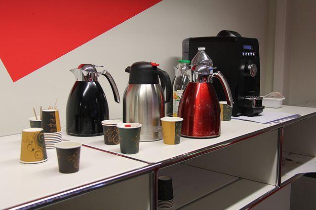 Café ou thé ?