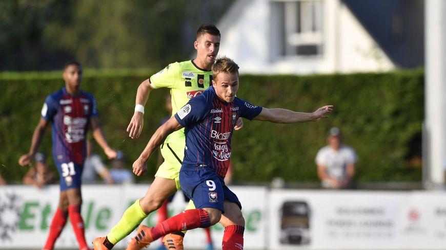 Jan Repas a manqué les trois dernières rencontres du SM Caen