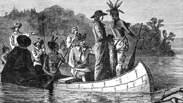 1735, Jean-Philippe Rameau crée les Indes Galantes à Paris