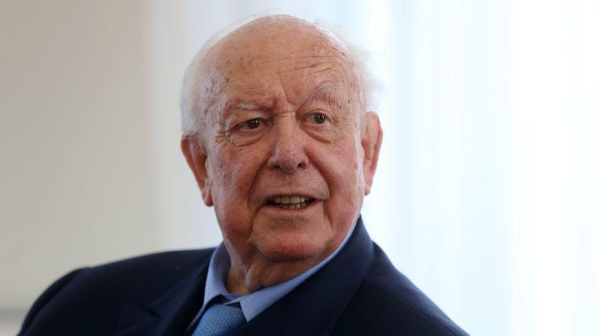 Jean-Claude Gaudin, maire LR de Marseille