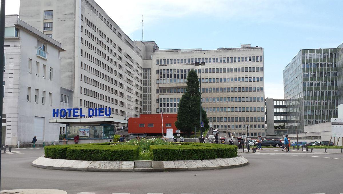 Le CHU de Nantes reste le 6ème meilleur hôpital de France