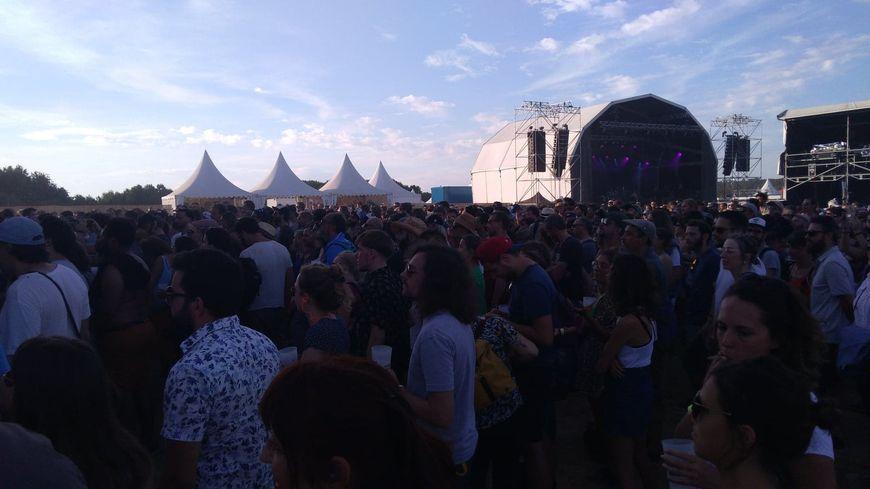 Autour de 14 000 festivaliers ont fait le déplacement jusqu'en Creuse pour Check in Party