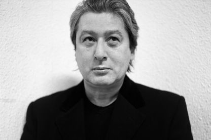 Alain Bashung, portrait