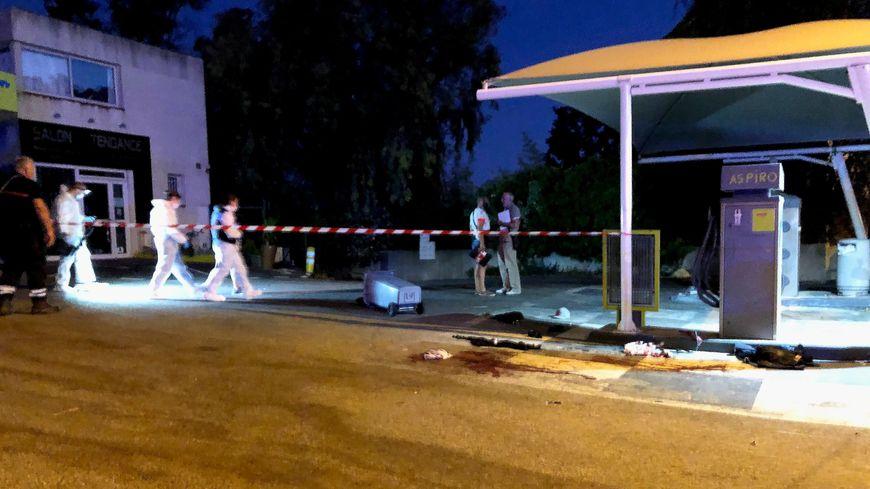 La fusillade s'est produite dans une station-service le 28 juillet dernier.