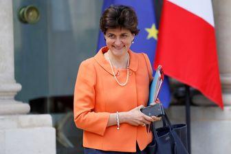 Sylvie Goulard le 31 mai 2017 à l'Élysée
