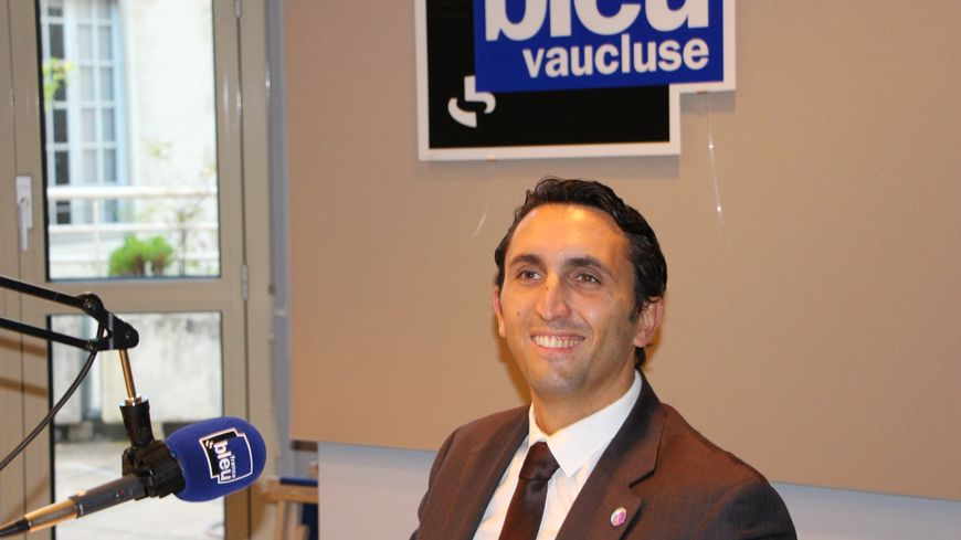 Julien Aubert député de Vaucluse