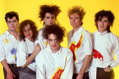 The Cure, juillet 1987