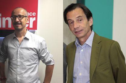 Nicolas Offenstadt et Olivier Barrot