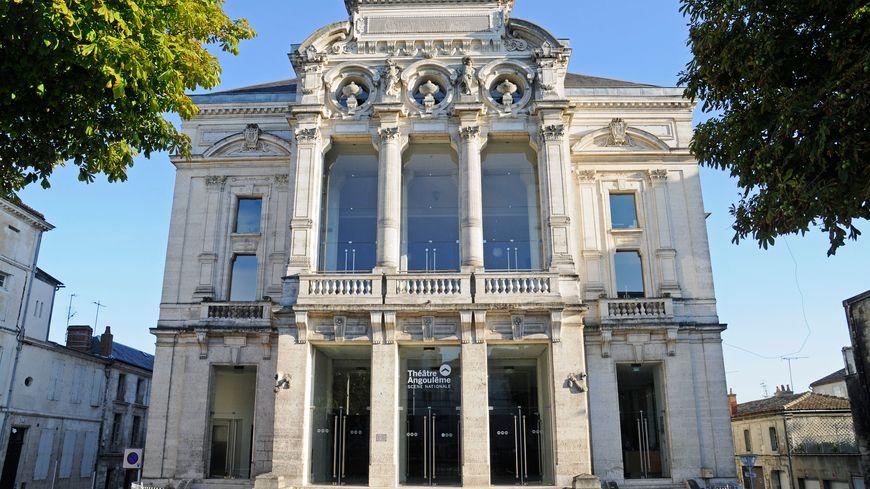 Le théâtre d'Angoulême.