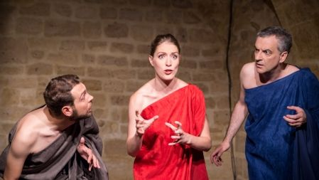 """Serge Bourhis : """"Racine c'est un théâtre qui se lit aussi, sans forcément se voir, ce qui est sa grande force"""""""