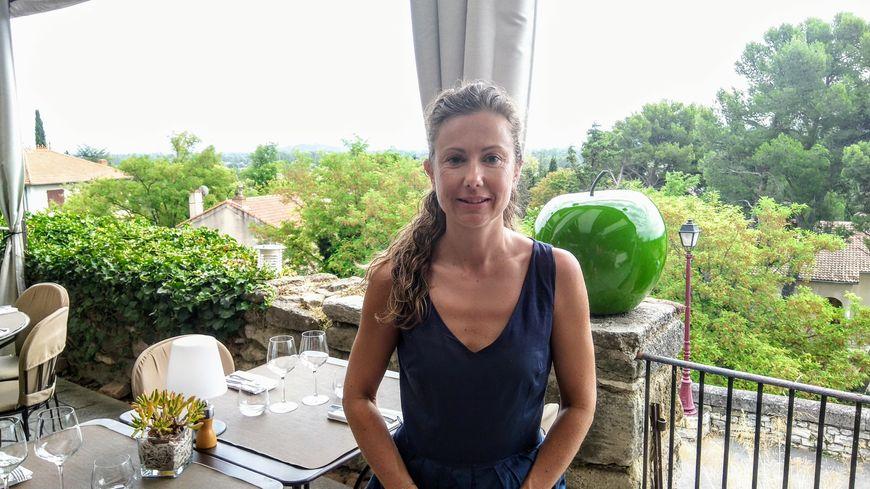 Sandrine Sancier responsable de la Maison de Célou