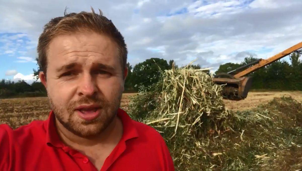 VIDÉO - Le coup de gueule d'un agriculteur manchois fait le buzz sur internet