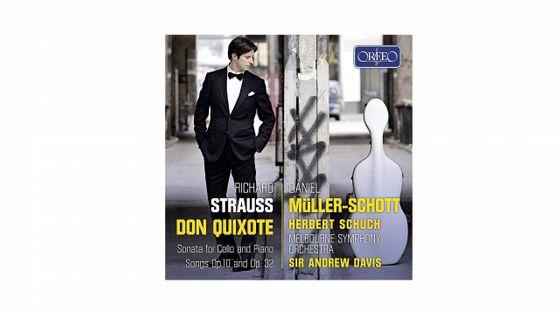 Don Quixote - Richard Strauss | Daniel Müller-Schott