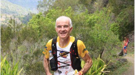 Antoine Ropert tente son premier Ultra-trail du Mont-Blanc.