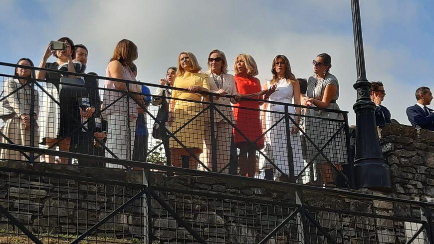 Les dames de la côte à l'intérieur du Pays Basque !