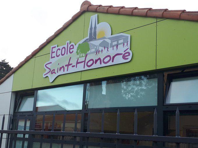 Ecole Saint Honoré à Machecoul