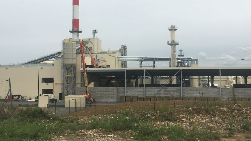 L'usine Knauf est située dans la mégazone à Illange.
