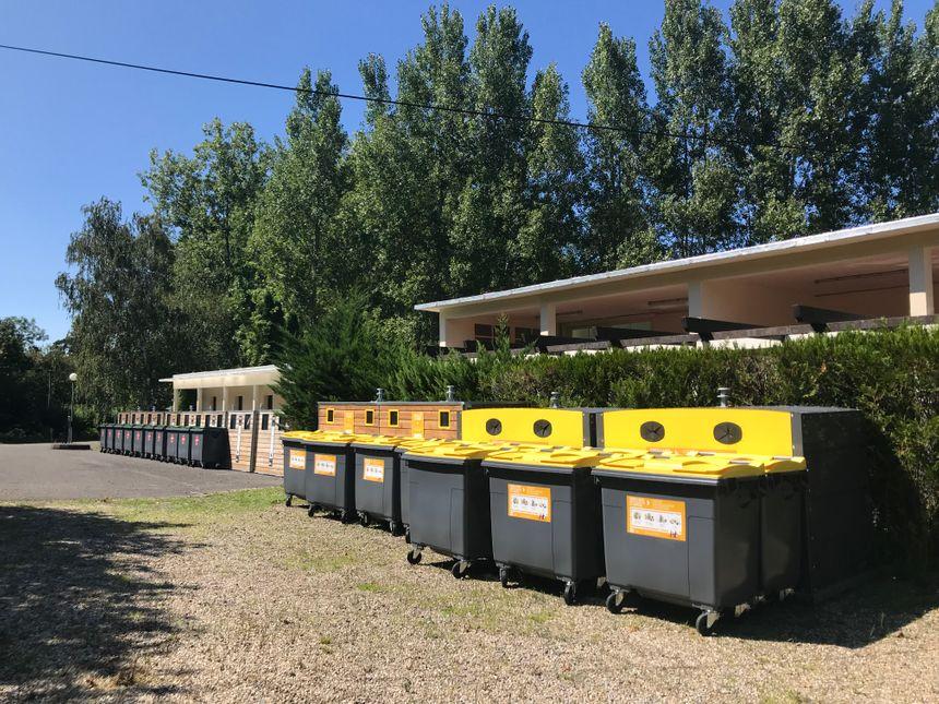 Les préparatifs dans l'ancienne colonie de vacances de Nestlé à Urrugne pour héberger les militants du contre G7
