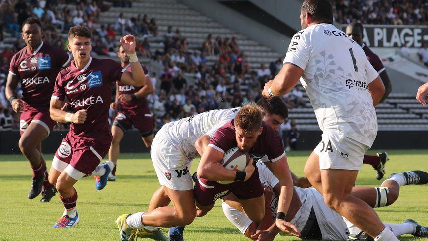 L'UBB avait commencé sa préparation par une victoire (39-14) face à Toulon.