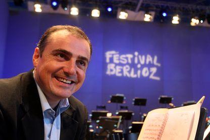 "Bruno Messina,  directeur du Festival Berlioz, auteur de ""Berlioz"" (Actes Sud)."