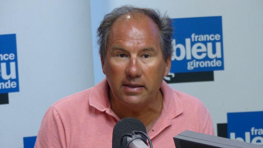 Didier Arino, directeur général de Protourisme, invité de France Bleu Gironde ce lundi 26 août