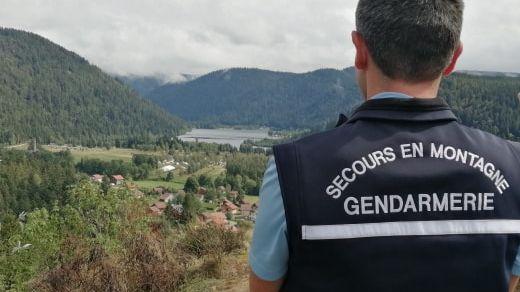 Les gendarmes ont retrouvé l'homme ce dimanche matin, après une journée de recherches (image d'illustration).