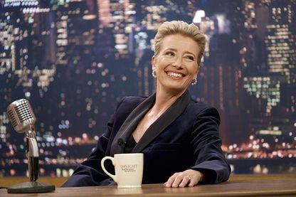 """Late Night"" de Nisha Ganatra avec Emma Thompson, et Mindy Kaling."