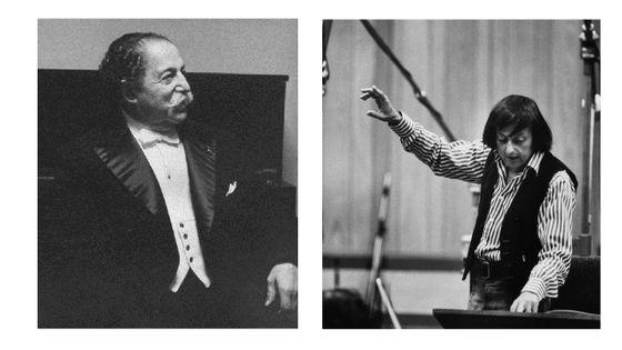 Pierre Monteux au Carnegie Hall (par J. Siegelman) / André Previn (Ben Martin)