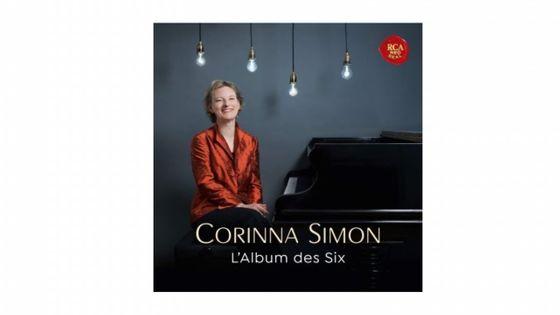 L'album des Six - Corinna Simon