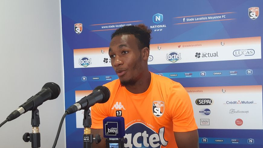 Rosario Latouchent un titulaire en puissance au Stade Lavallois en ce début de saison 2019-2020
