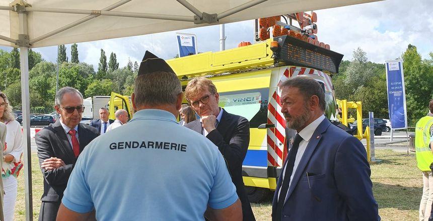 """Marc Fesneau salue le travail de """"tous les acteurs de la prévention et de la sécurité routière"""""""