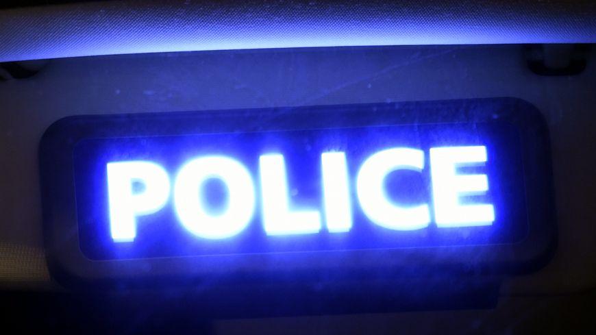 Intervention de police. Photo d'illustration