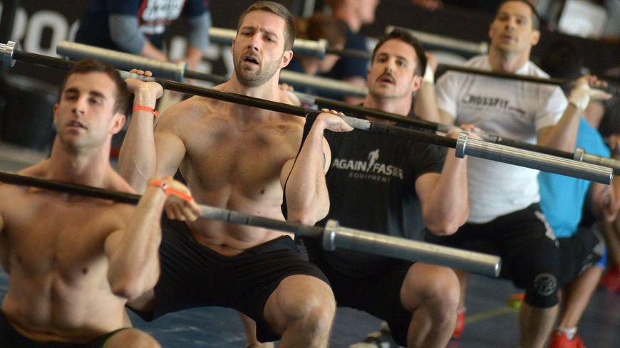 Photo d'illustration-Compétition de CrossFit