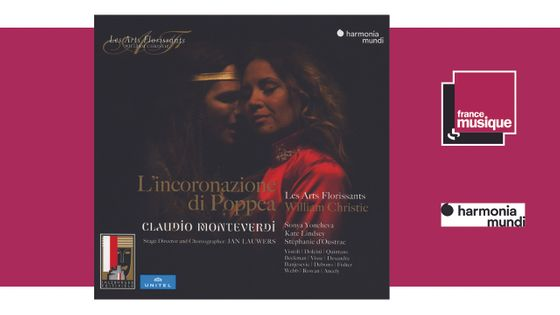 Monteverdi : L'Incoronazione di Poppea - Les Arts Florissants, William Christie