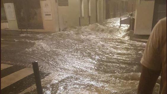 Avec les orages, des torrents dans les rues de Toulouse, un camping évacué en Aveyron