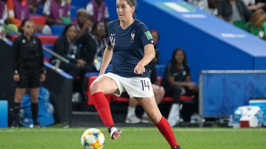 Charlotte Bilbault avait disputé la Coupe du monde avec l'équipe de France au mois de juin