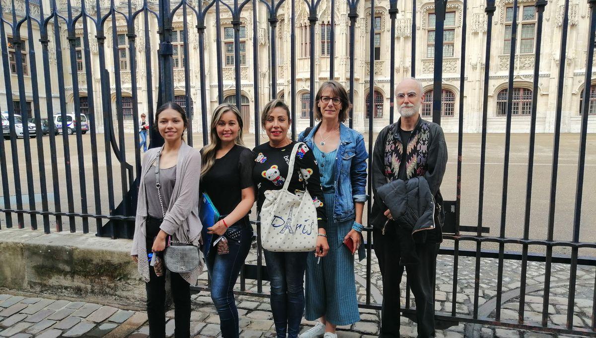 La fin du cauchemar pour les trois sud-américaines bloquées à Rouen
