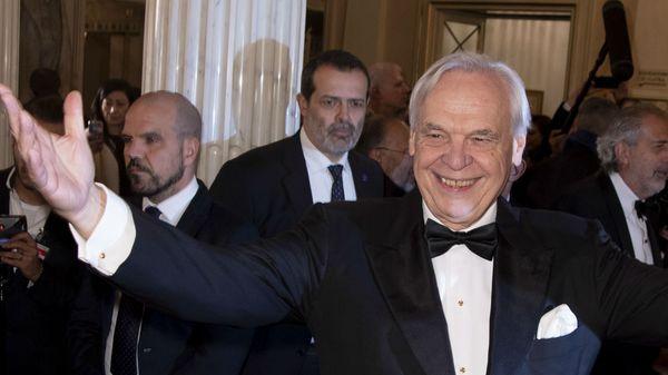 Alexander Pereira, nouveau surintendant du Teatro del Maggio Musicale à Florence
