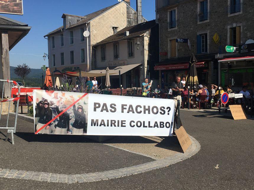 """Des habitants accusent la mairie de la Salvetat-sur-Agout de complaisance vis-à-vis des """"Brigandes"""". - Radio France"""