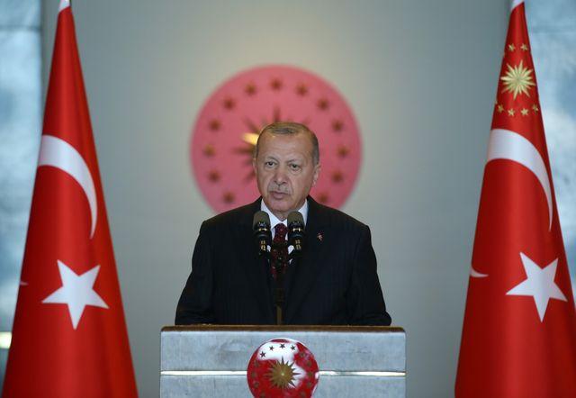Le président turc Recep Tayyip Erdogan, le 6 août à Ankara.