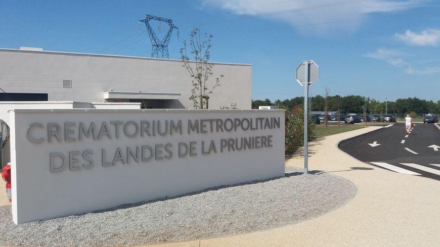 Le pôle funéraire des Landes-de-la-Prunière ont été inaugurés ce vendredi, à Saint-Jean-de-Boiseau, un an après le début des travaux.