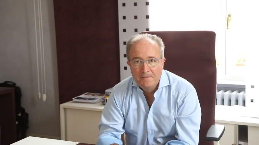 Claude Sturni, le maire de Haguenau.