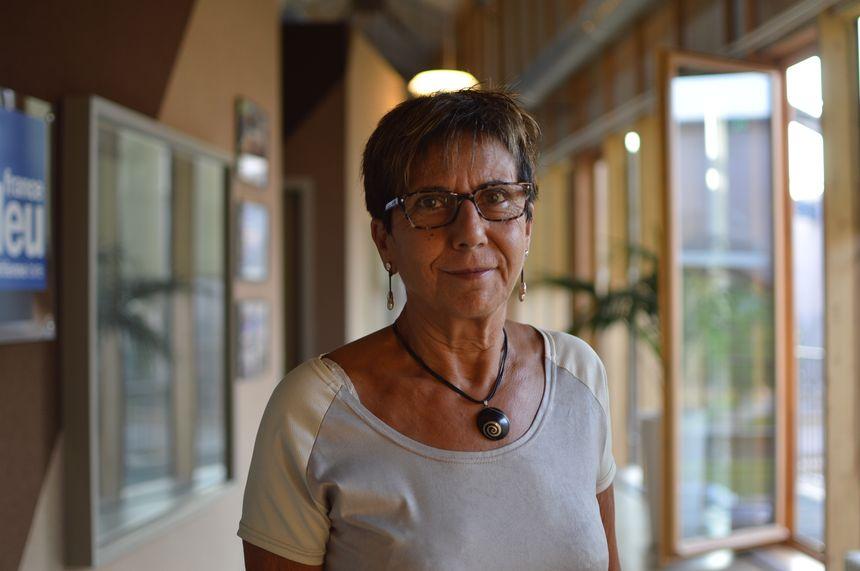 Ramona Gonzalez Grail, la maire de la Talaudière.