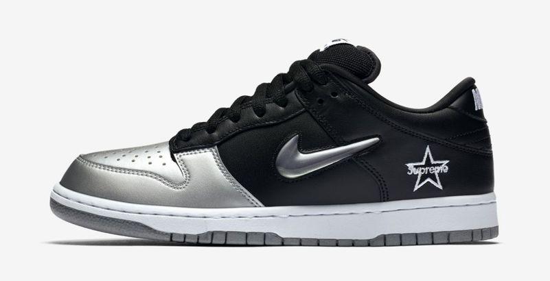 Supreme x Nike SB : les premières images de la Dunk Low sont enfin ...