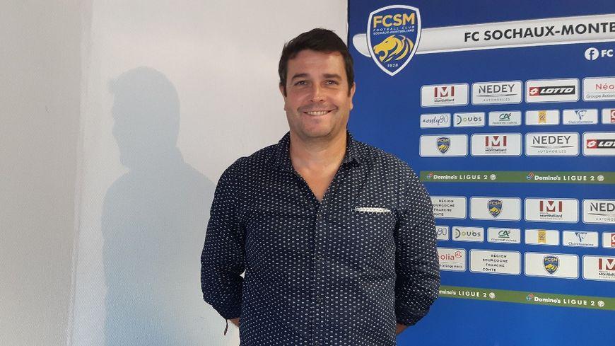 Thomas Deniaud est l'invité du premier Club Sochaux de la saison