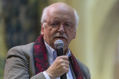 Erik Orsenna, novembre 2018 à Beaune