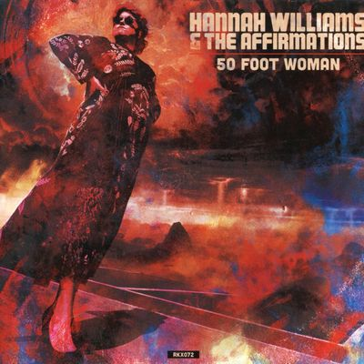 """Pochette pour """"The only way out is through - Hannah Williams & The Affirmations"""""""